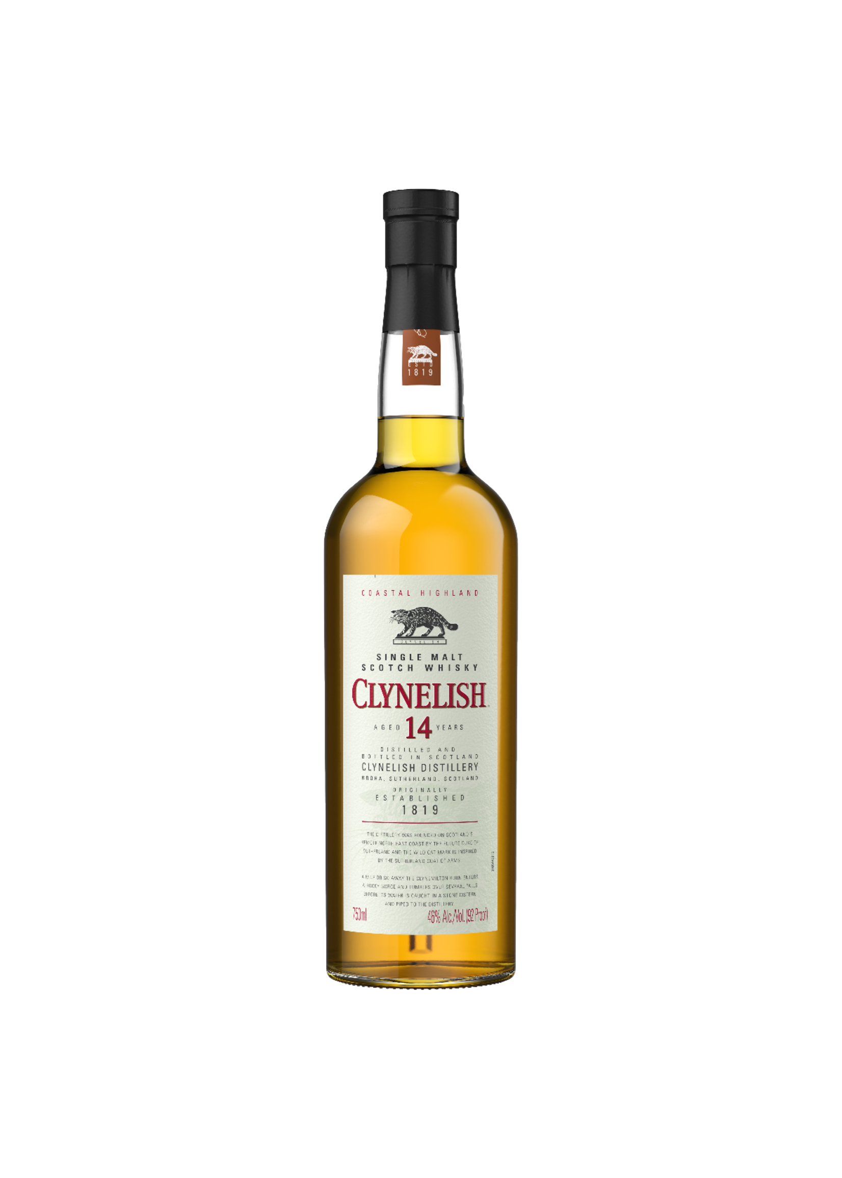 Clynelish Clynelish / 14 Yrs Old / Click for sizes