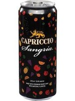Capriccio Sangria Capriccio / Bubbly Sangria  375mL Single