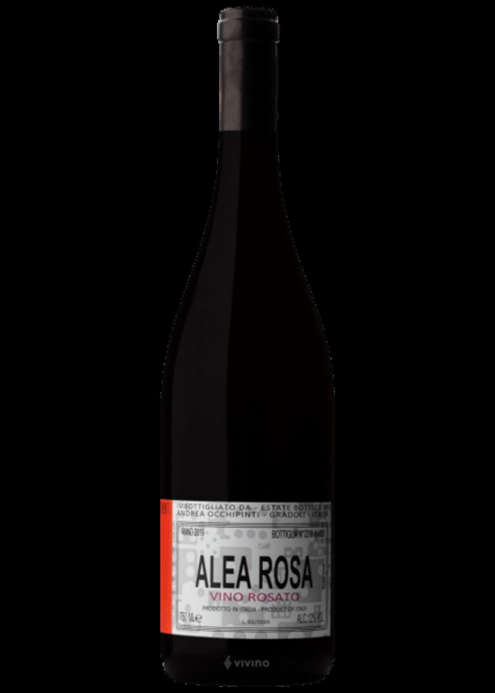 Andrea Occhipinti Andrea Occhipinti / Alea Rosa Aliatico Rosé 2020 / 750mL