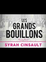 Les Grands Bouillons Les Grands Bouillons / Syrah Cinsault Rosé 2019 / 750mL