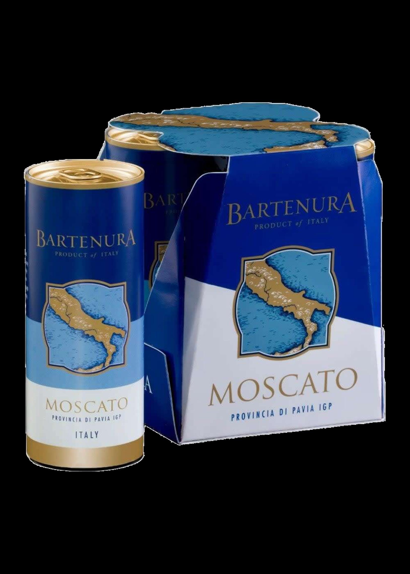Bartenura Bartenura Moscato / 4 PACK x 250mL