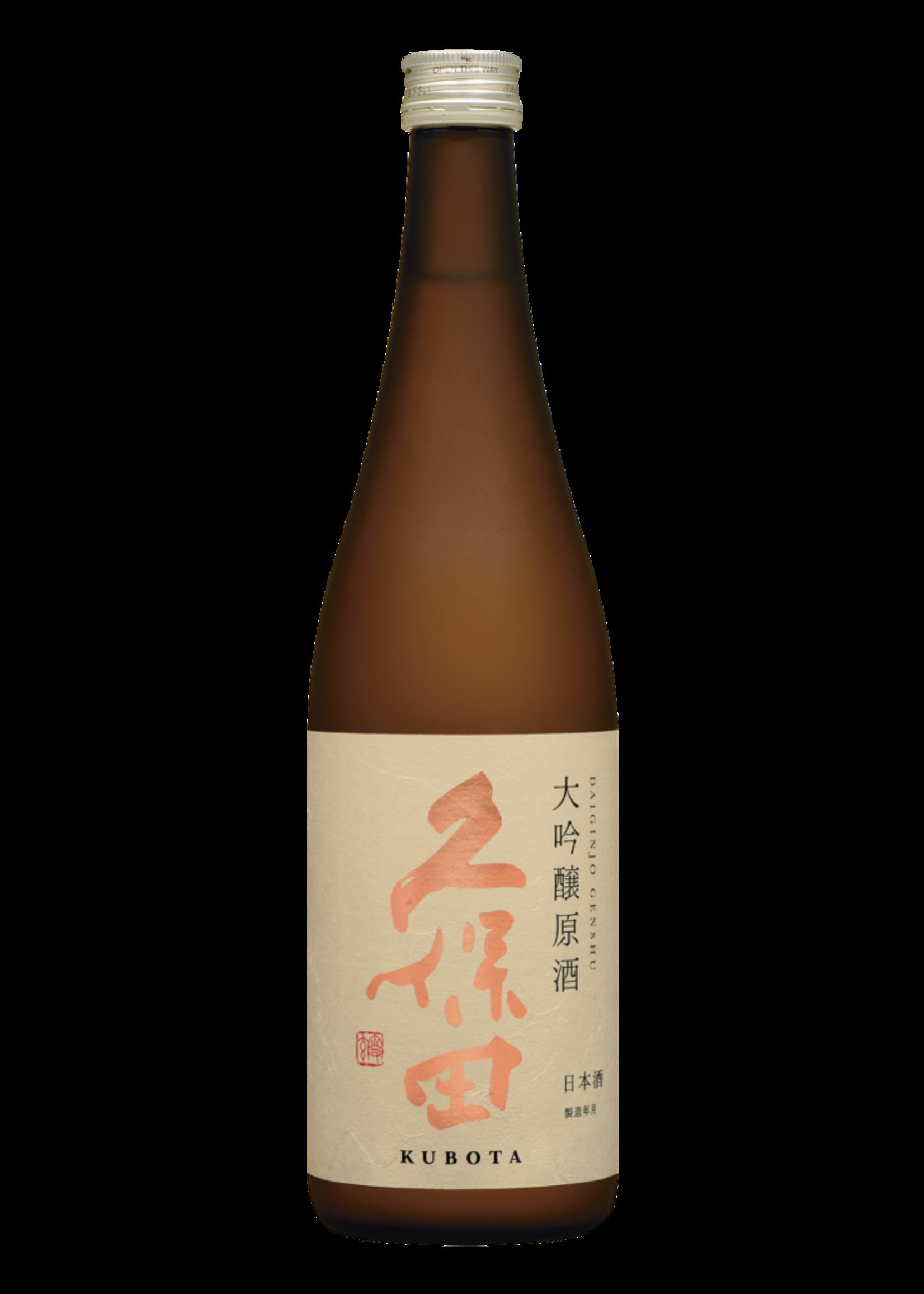Asahi Shuzo (Niigata) Asahi Shuzo (Niigata) Kubota / Daiginjo Genshu / 720mL