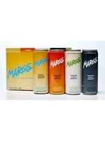 Sip Margs / Combo 8Pack Cans Each Of Classic Margarita, Mango, Mezval, Coconut / 8 x 355mL