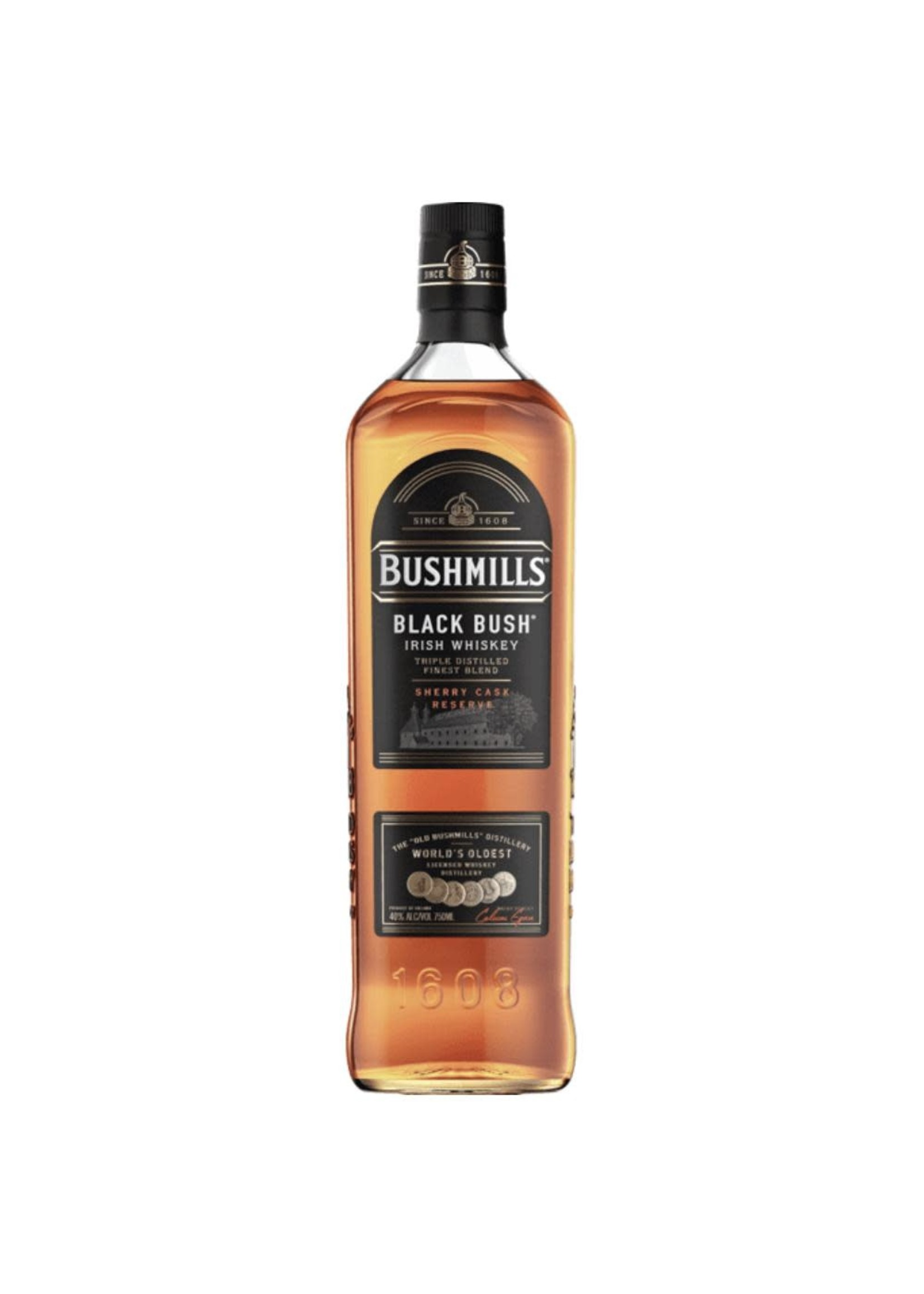 Bushmills Bushmills / Black Bush Triple Distilled Irish Whiskey / 750mL