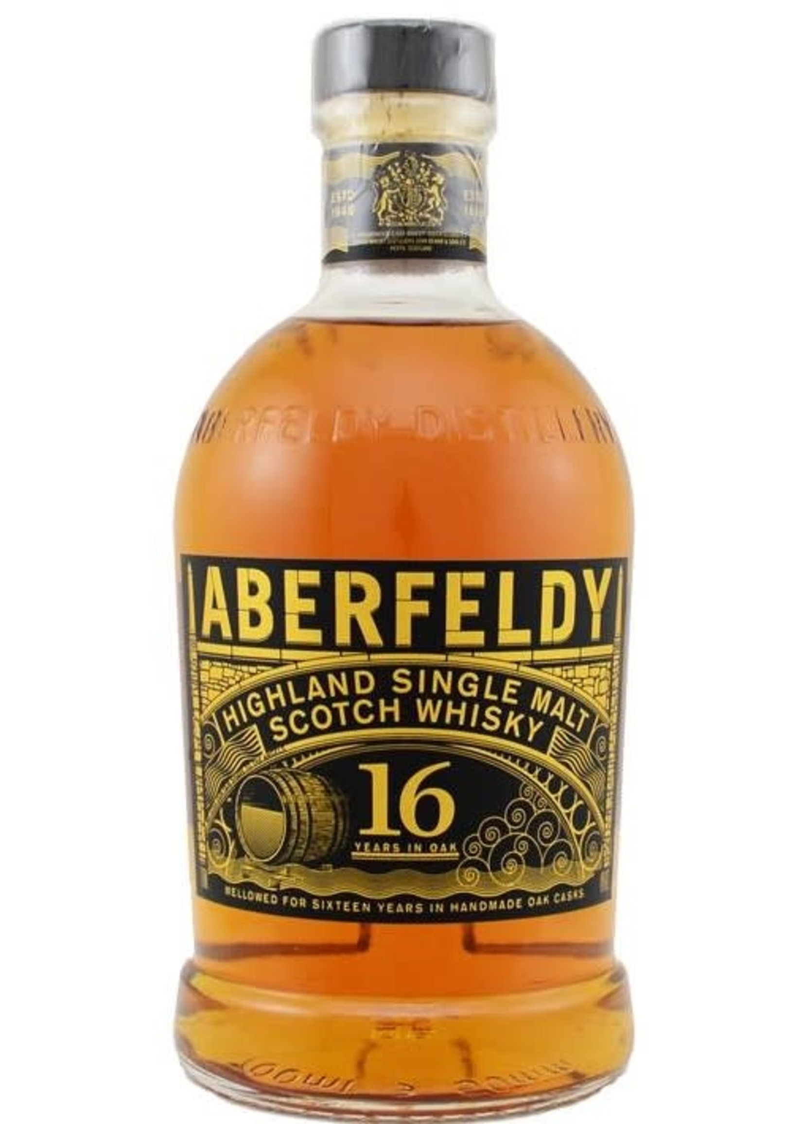 Aberfeldy Aberfeldy / 16 Year Single Malt Scotch / 750mL