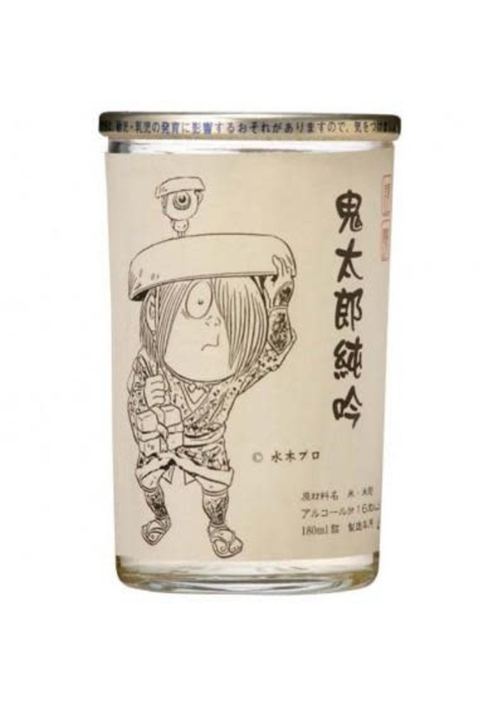 Chiyomusubi Chiyomusubi / Kitaro Junmai Ginjo Sake Cup / 180mL