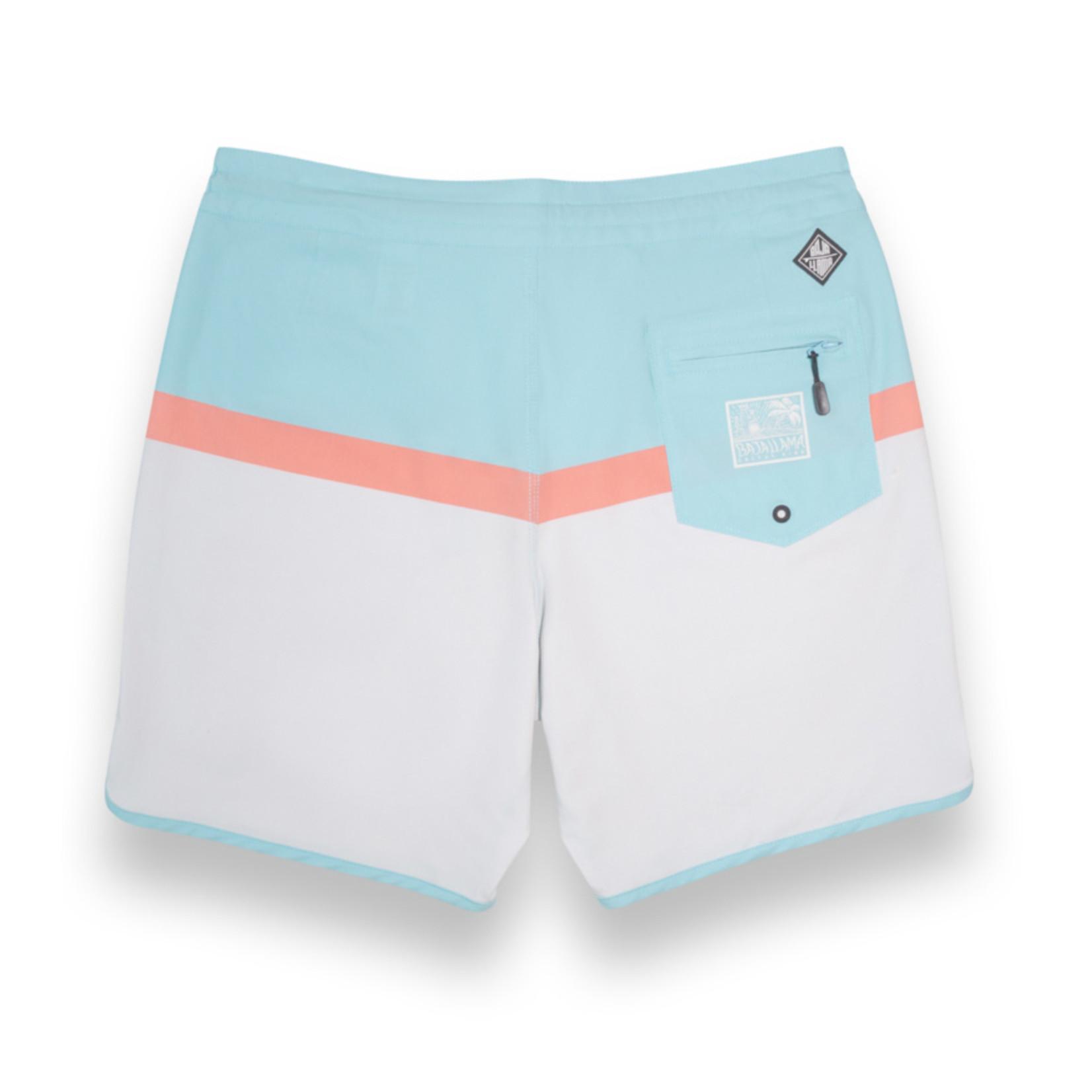 "Baja Llama Cabo Cartels Boardshorts 17"""