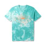 L2 Brands Gulf Coast Originals Tie Dye Tee