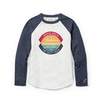 L2 Brands Youth Colorful Baseball Tee