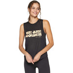 Spiritual Gangster Golden Active Muscle Tank