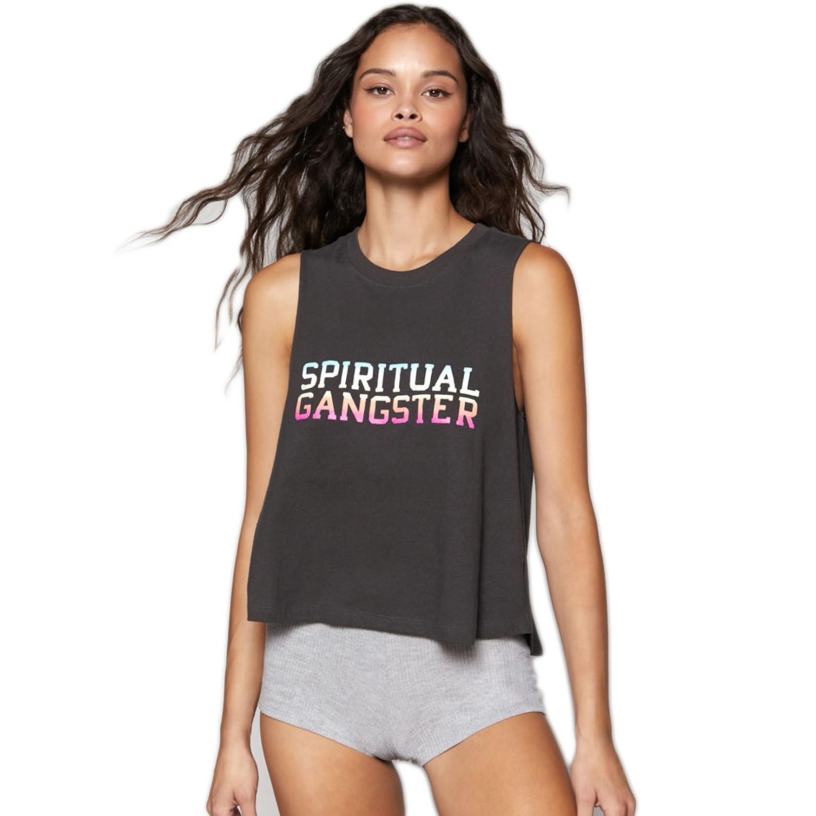 Spiritual Gangster SGV Crop Tank
