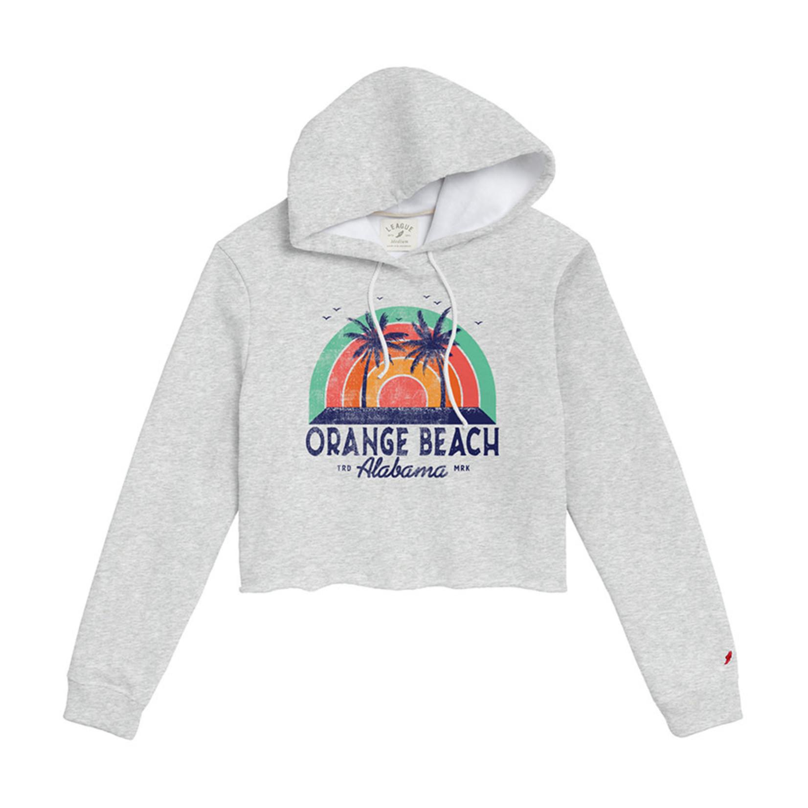 L2 Brands Palm City Hooded Crop