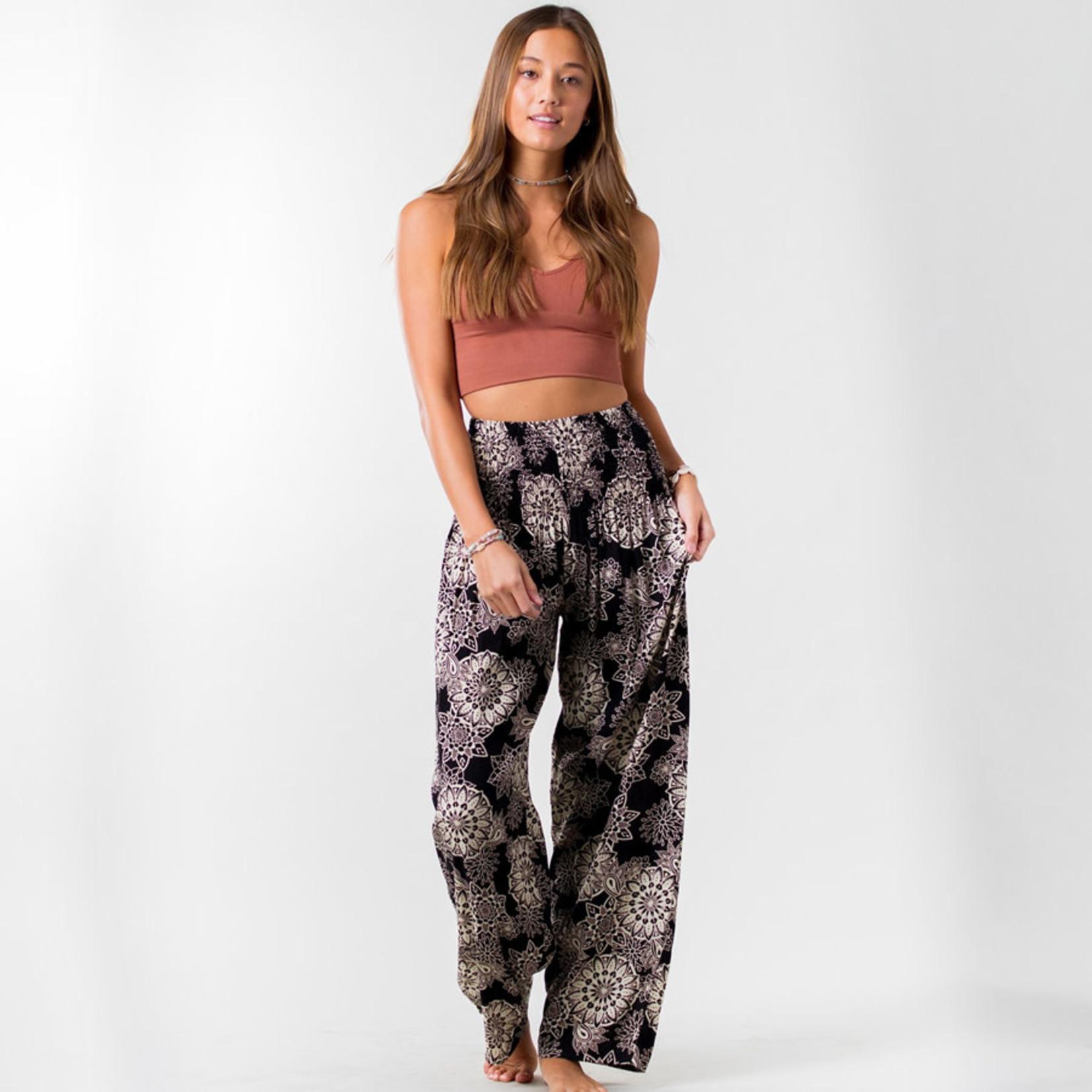 Lotus and Luna Harem Pants