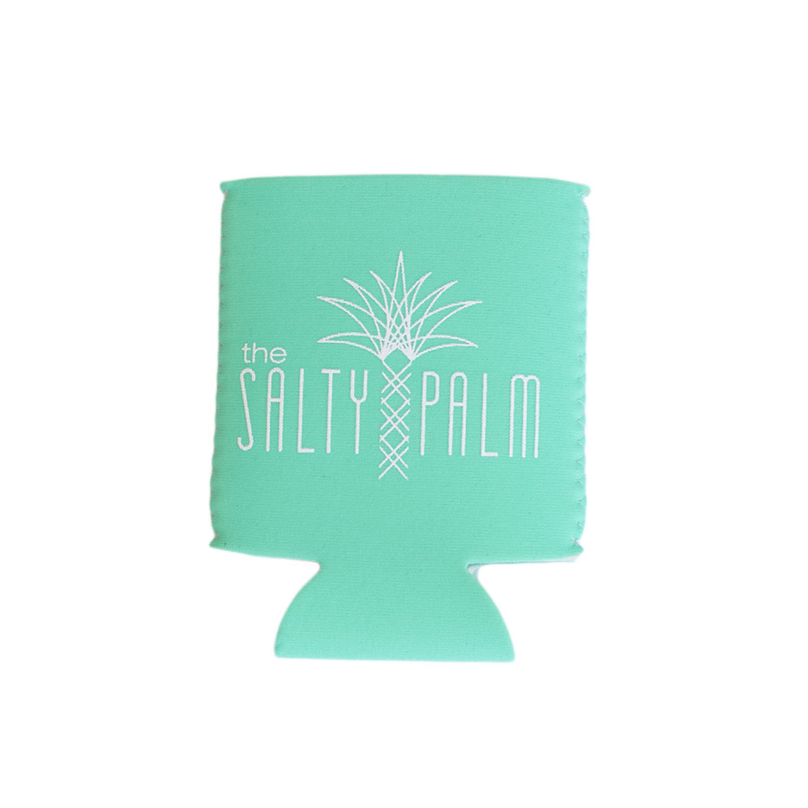 The Salty Palm TSP Can Koozie