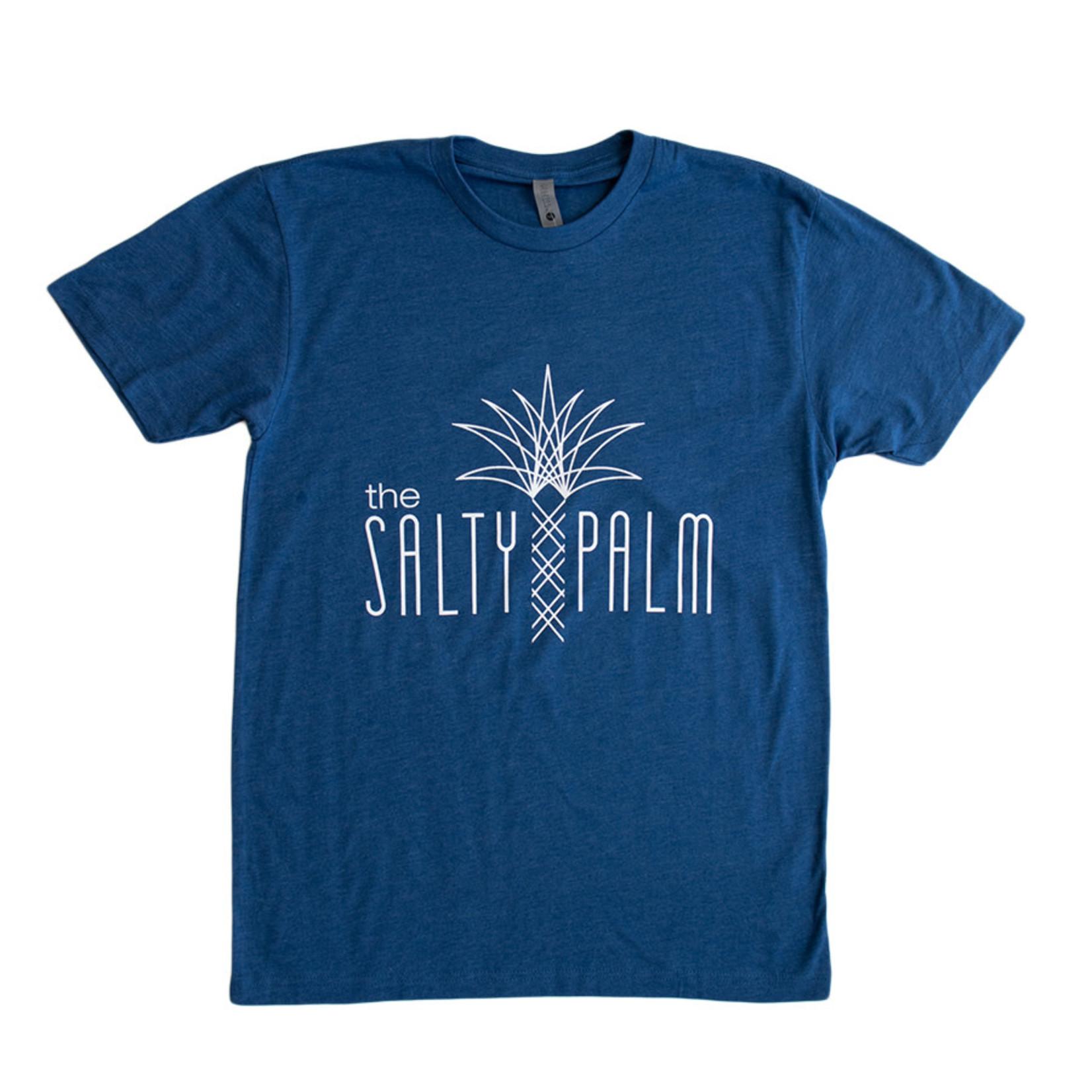 The Salty Palm TSP Logo Tee