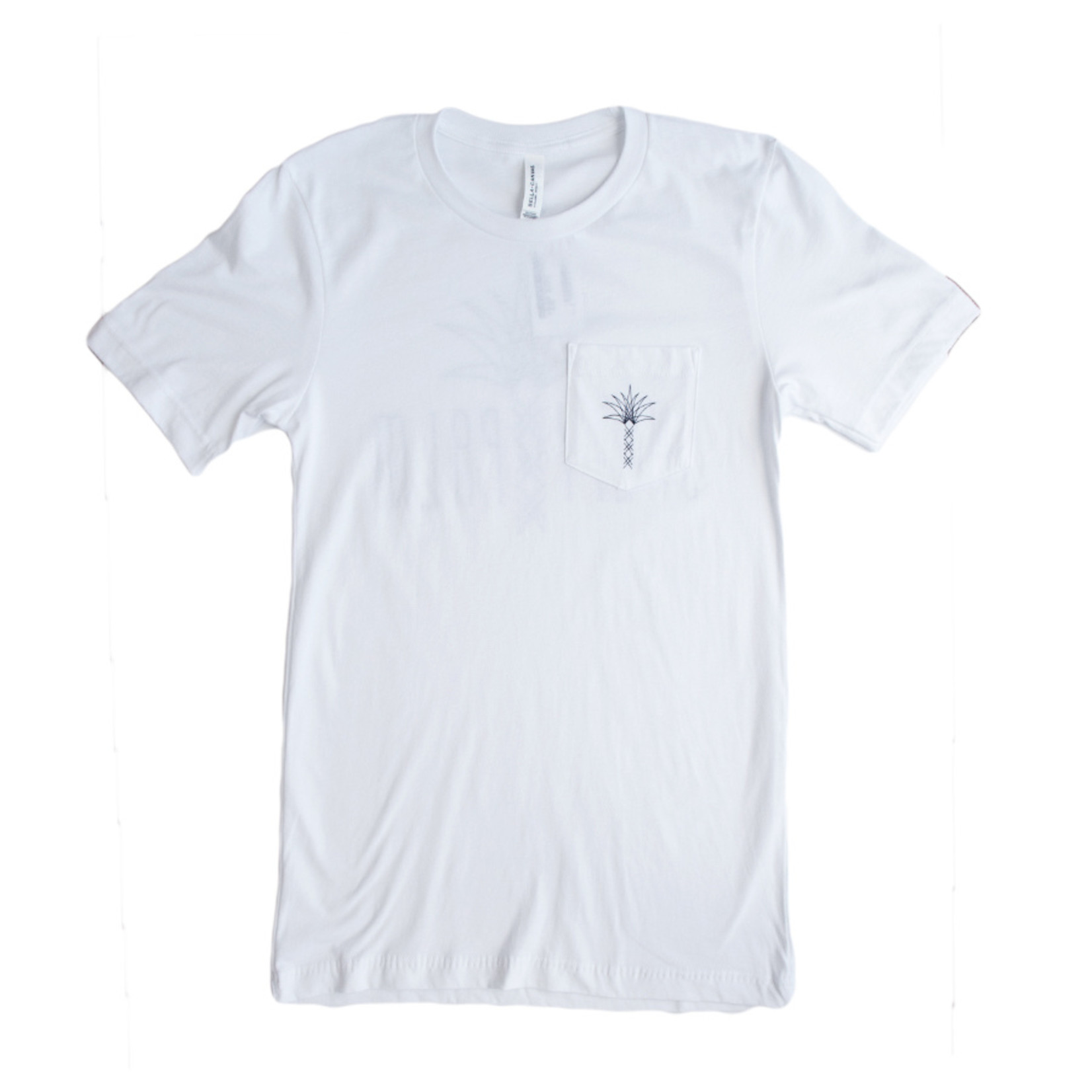 The Salty Palm The Salty Palm Pocket Tee