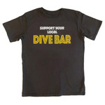 Electric West Support Your Local Dive Bar Tee