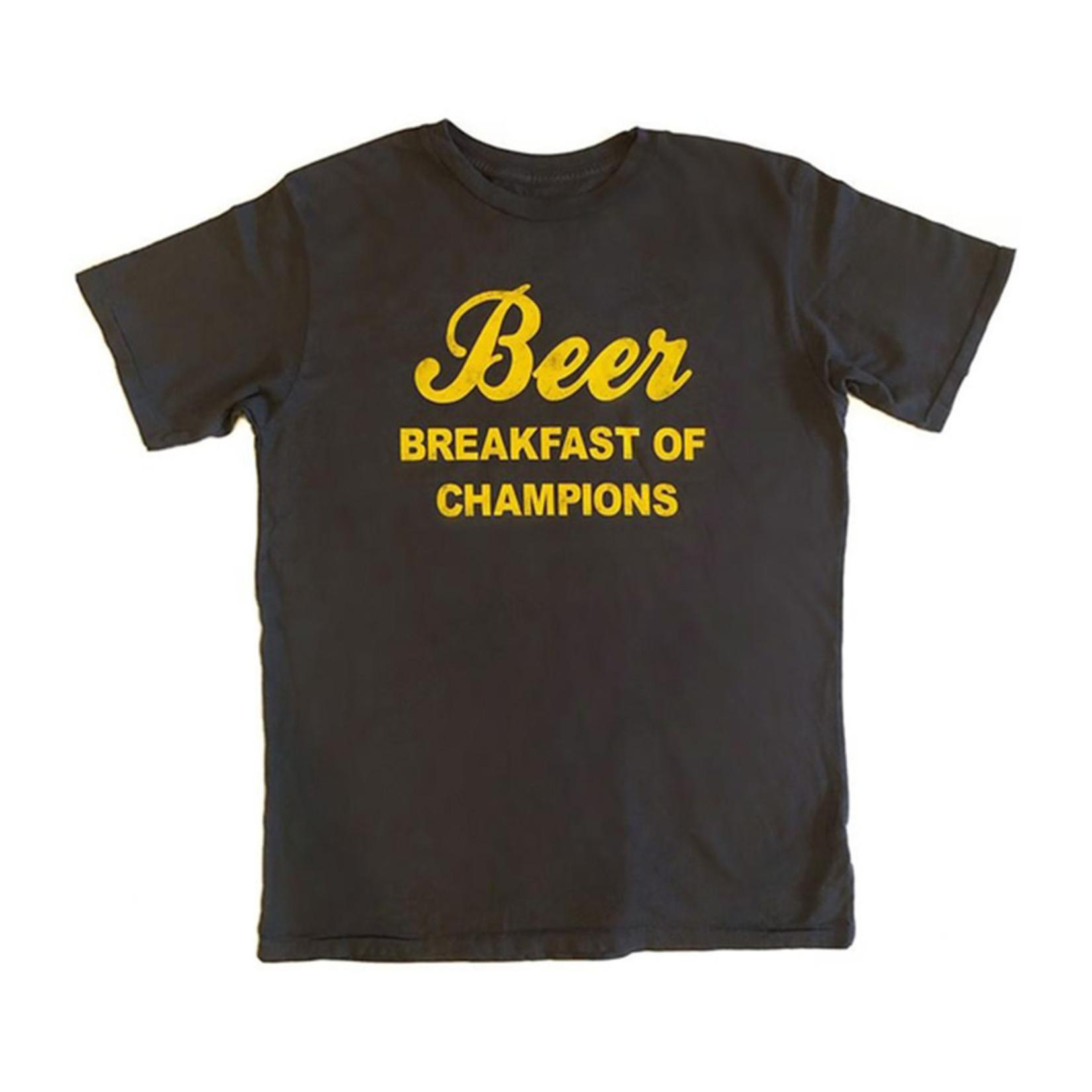 Electric West Beer Breakfast of Champions Tee