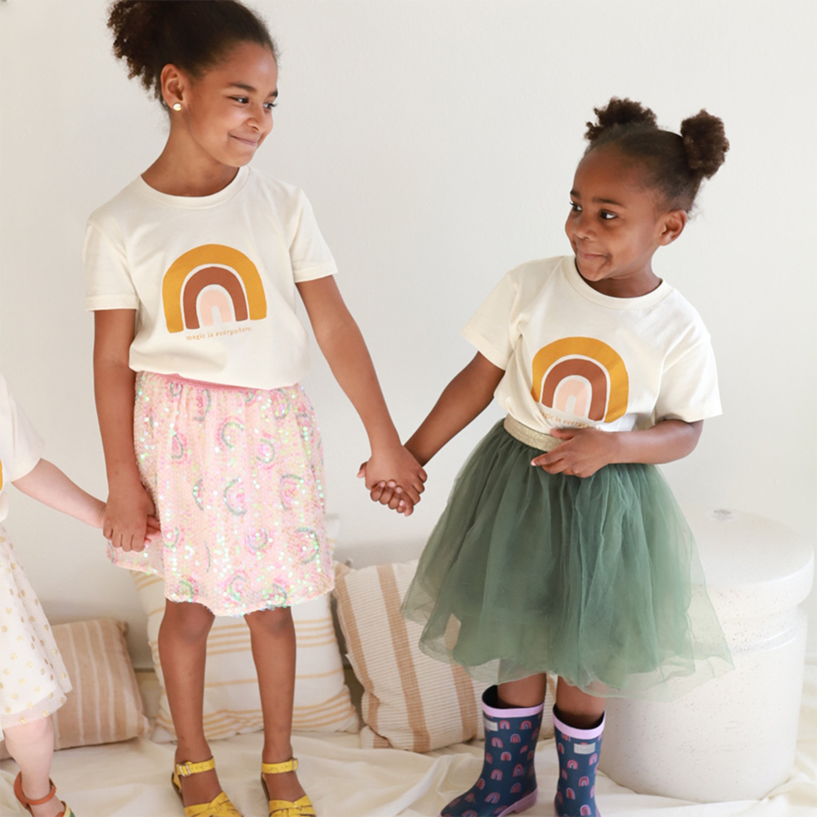 Polished Prints Magic Is Everywhere Toddler Tee