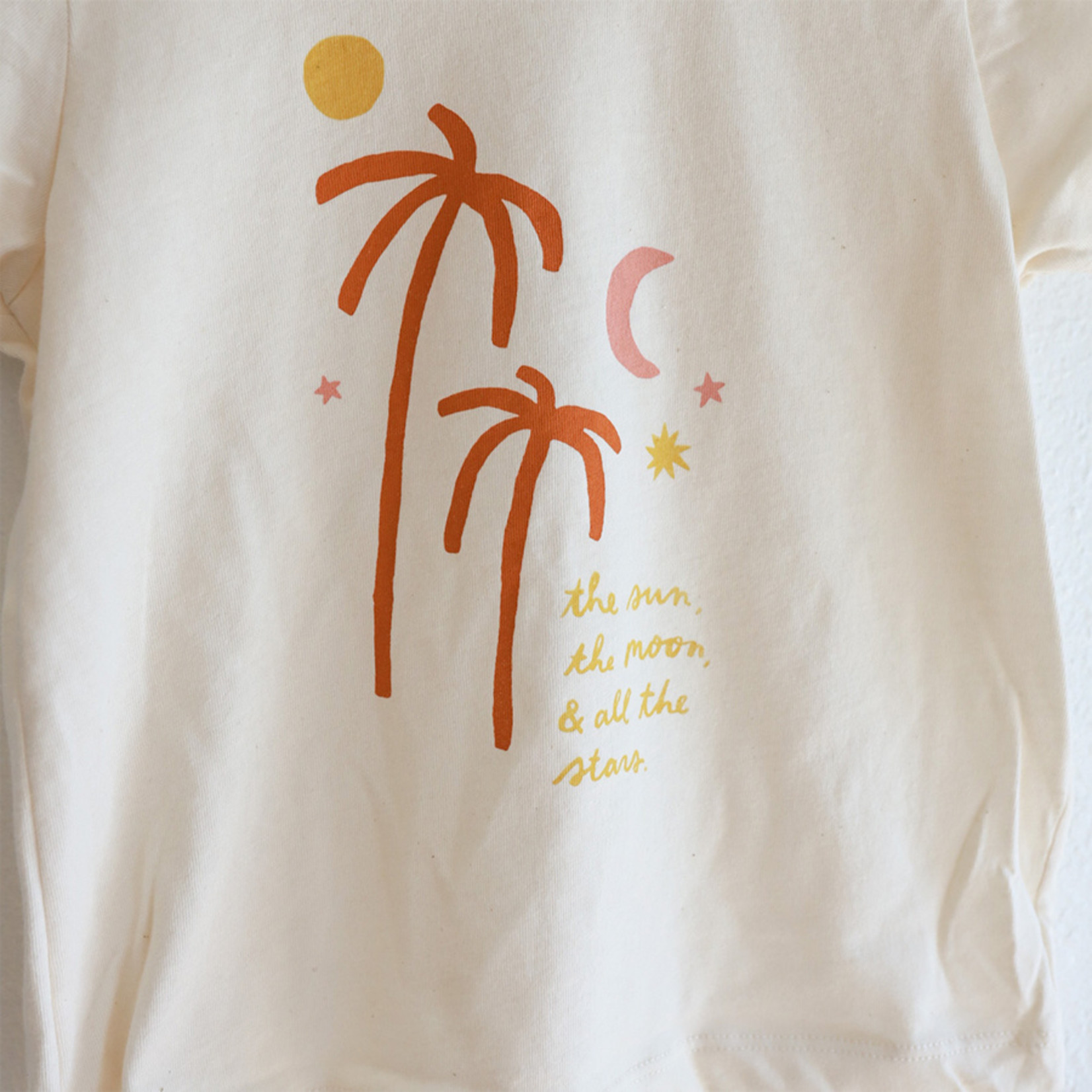 Polished Prints The Sun, Moon and Stars Toddler Tee