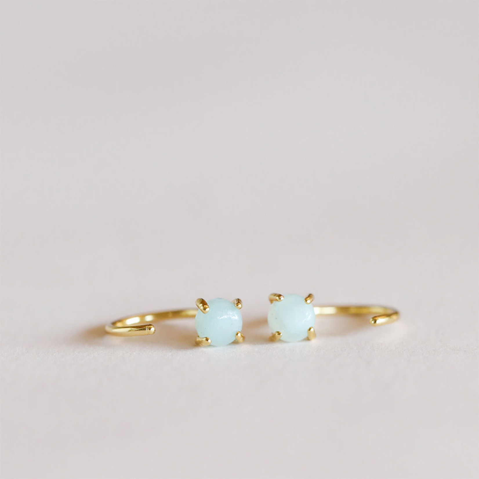 JaxKelly Huggie Earrings