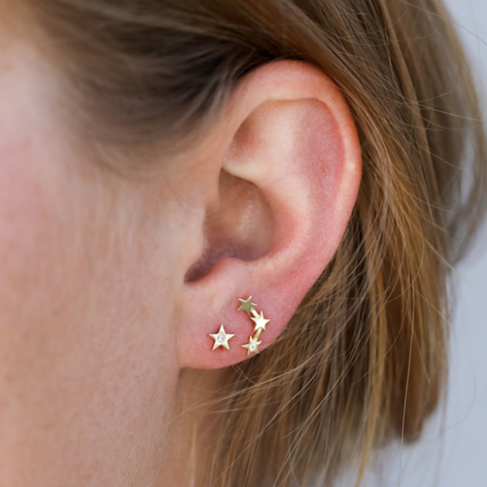 JaxKelly Star Constellations Earrings