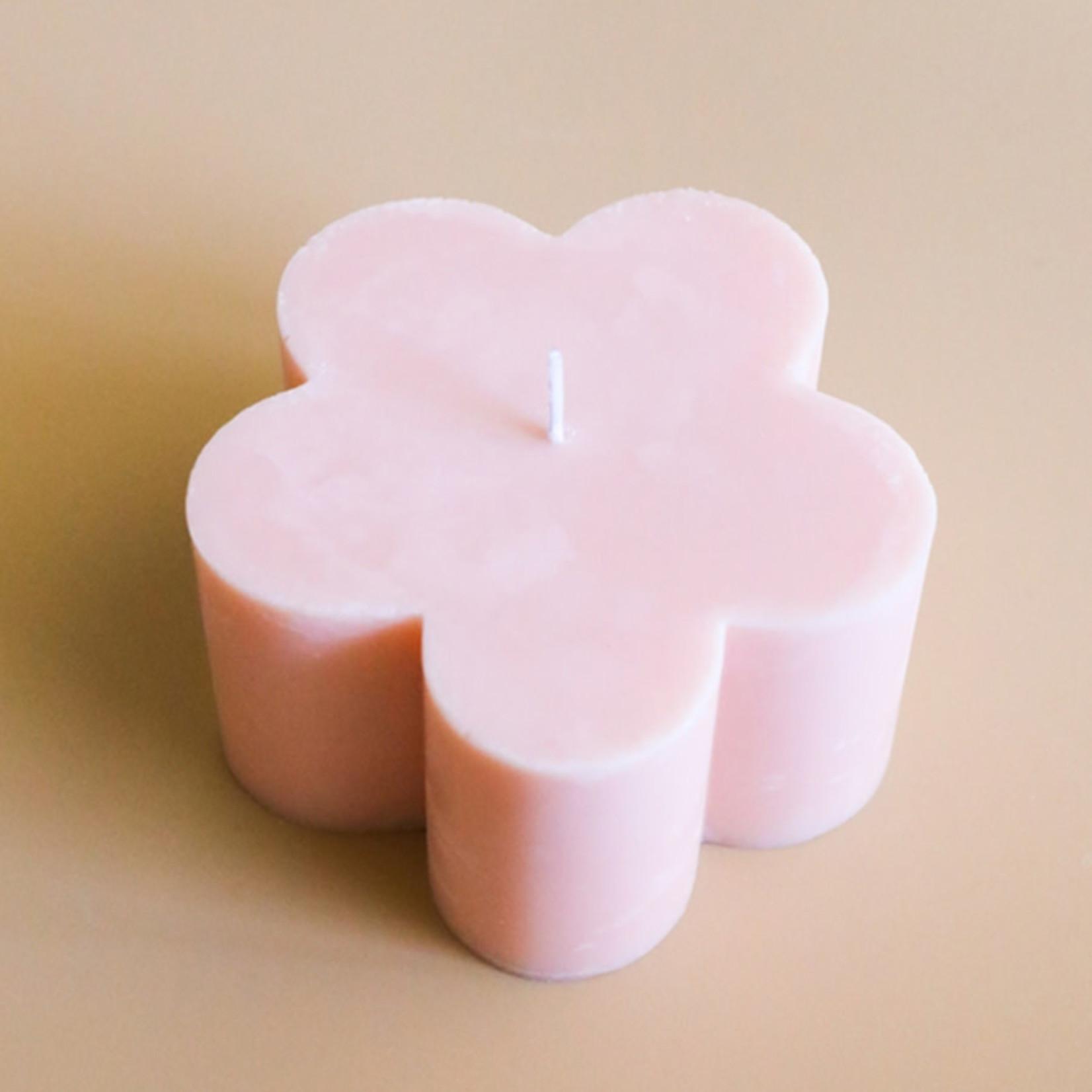 JaxKelly Petal Molded Candle