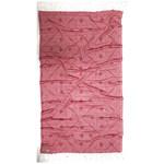 Riviera Towel Company Infinite Hearts Wrap Turkish Towel