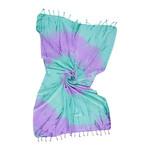Riviera Towel Company Modern Tie Dye Towel