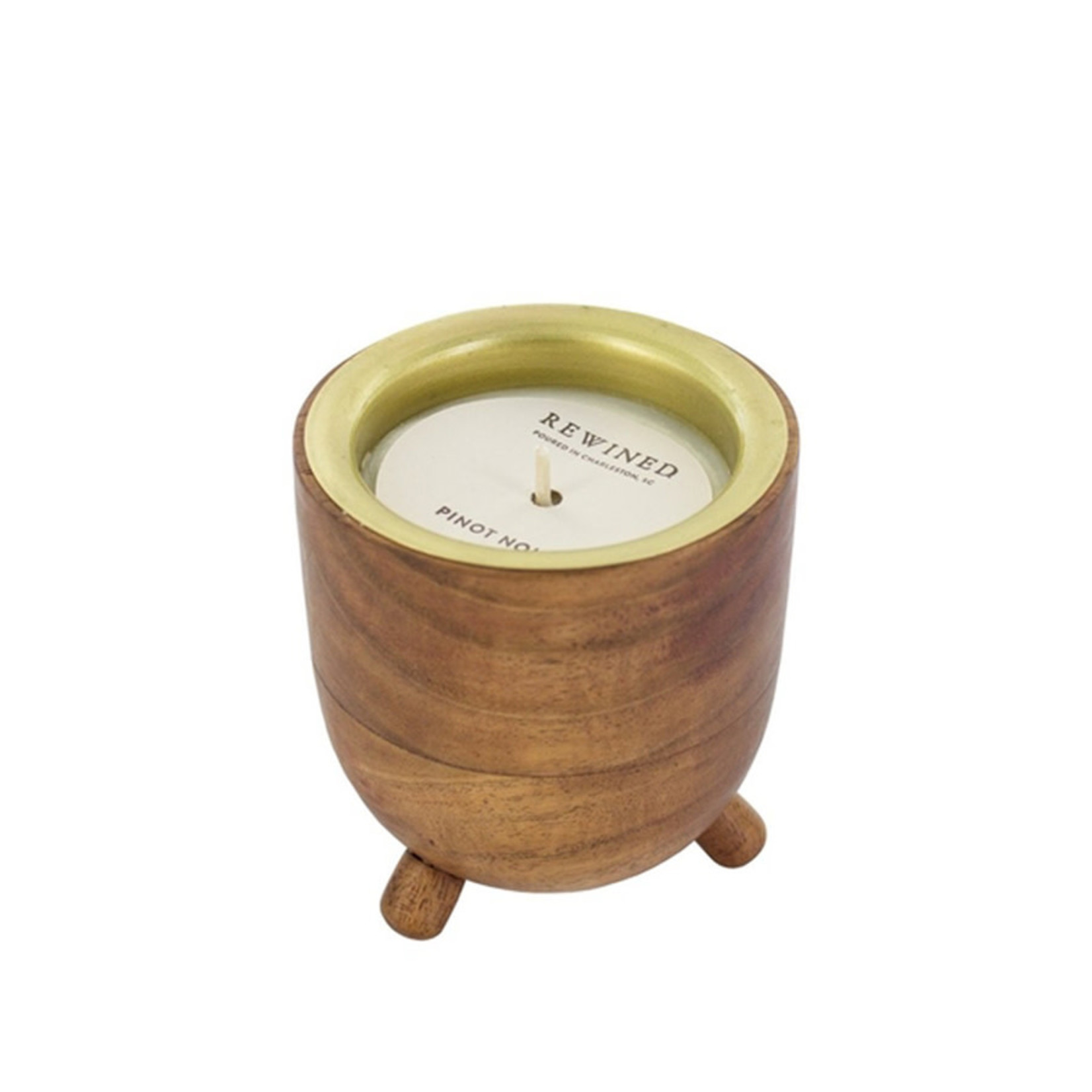 Rewined Barrel Aged Candle