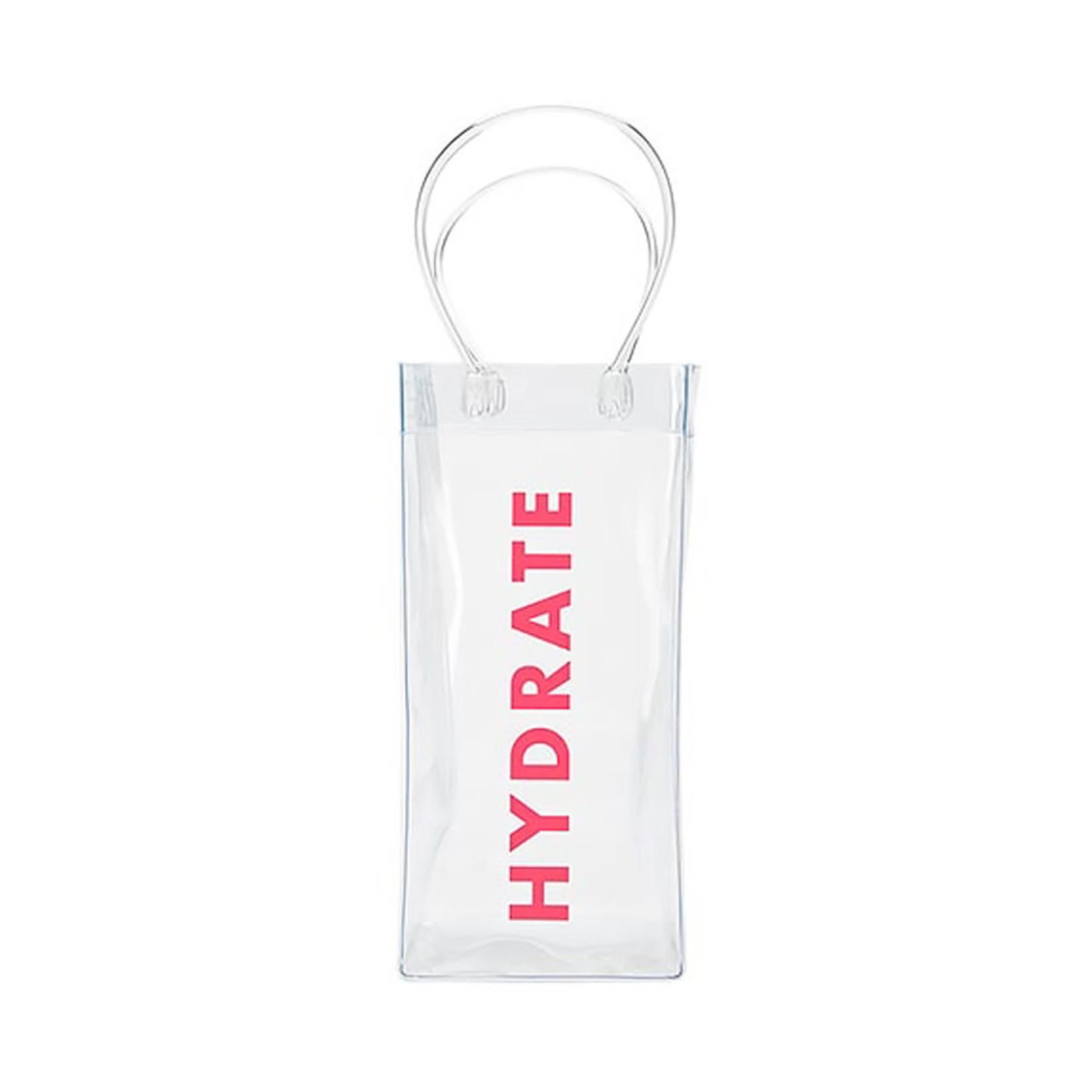 Santa Barbara Design Studio Clear Wine Bag