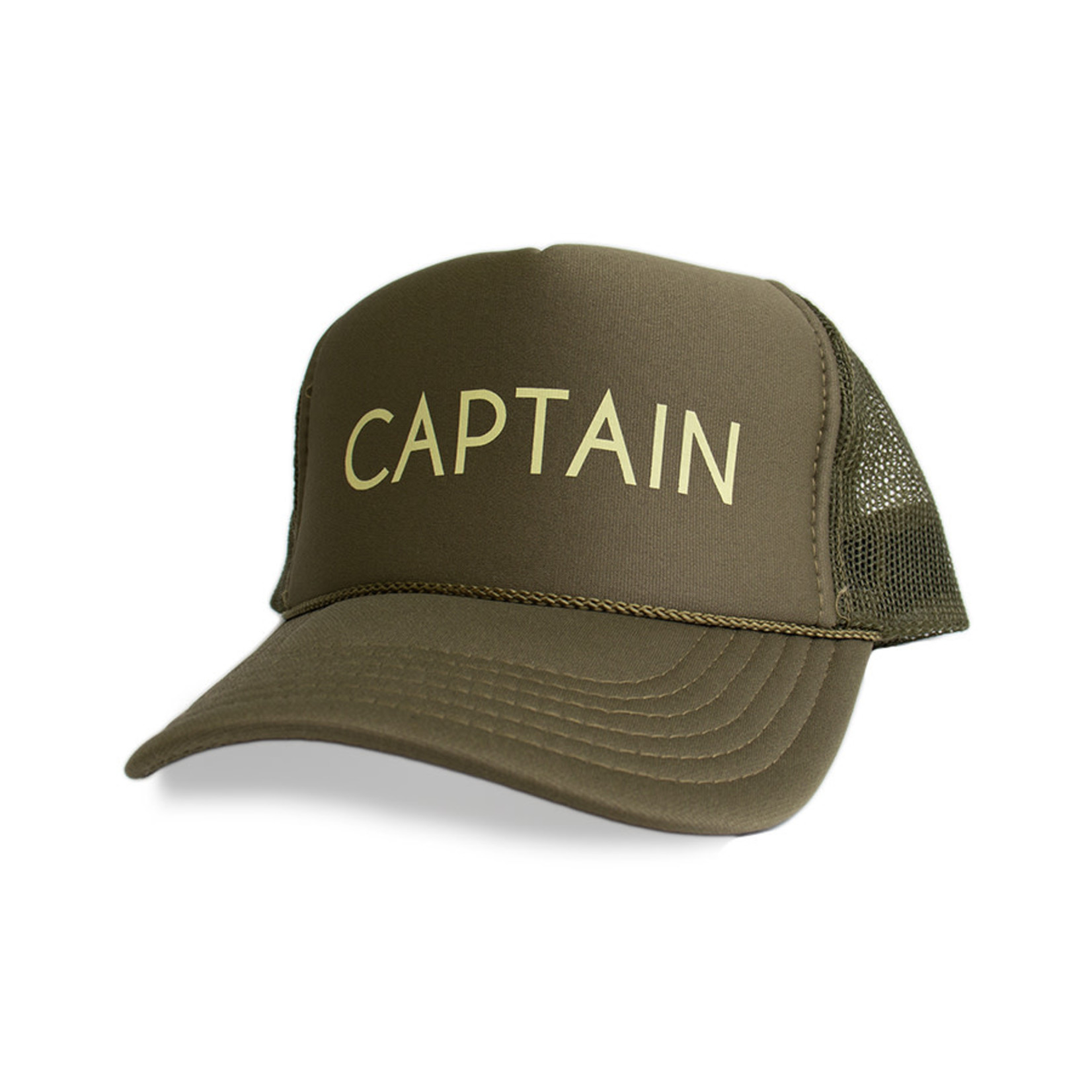 Mothersun and the Captain The Captain Trucker Hat