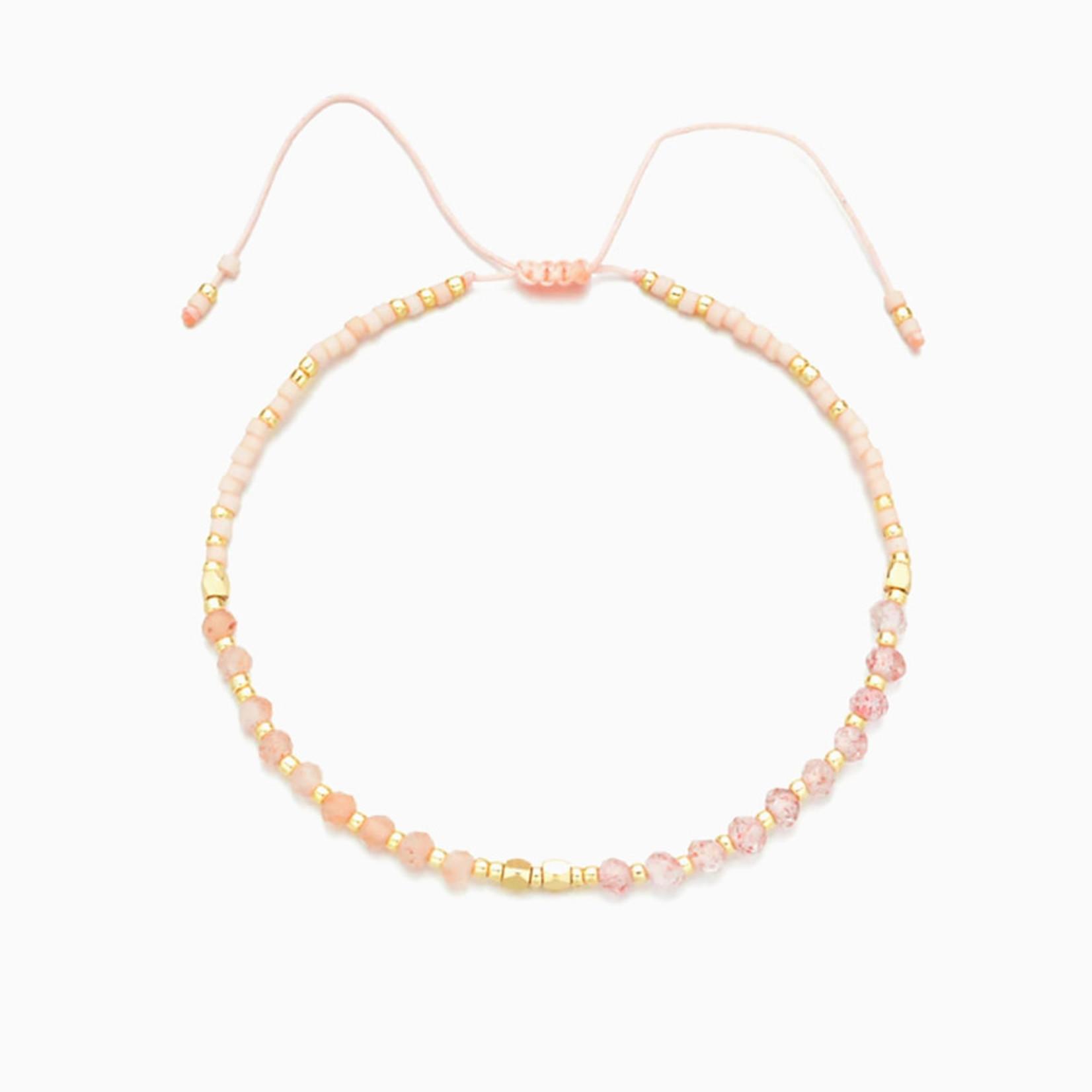 Kindred Row Healing Gemstone Stacking Bracelet