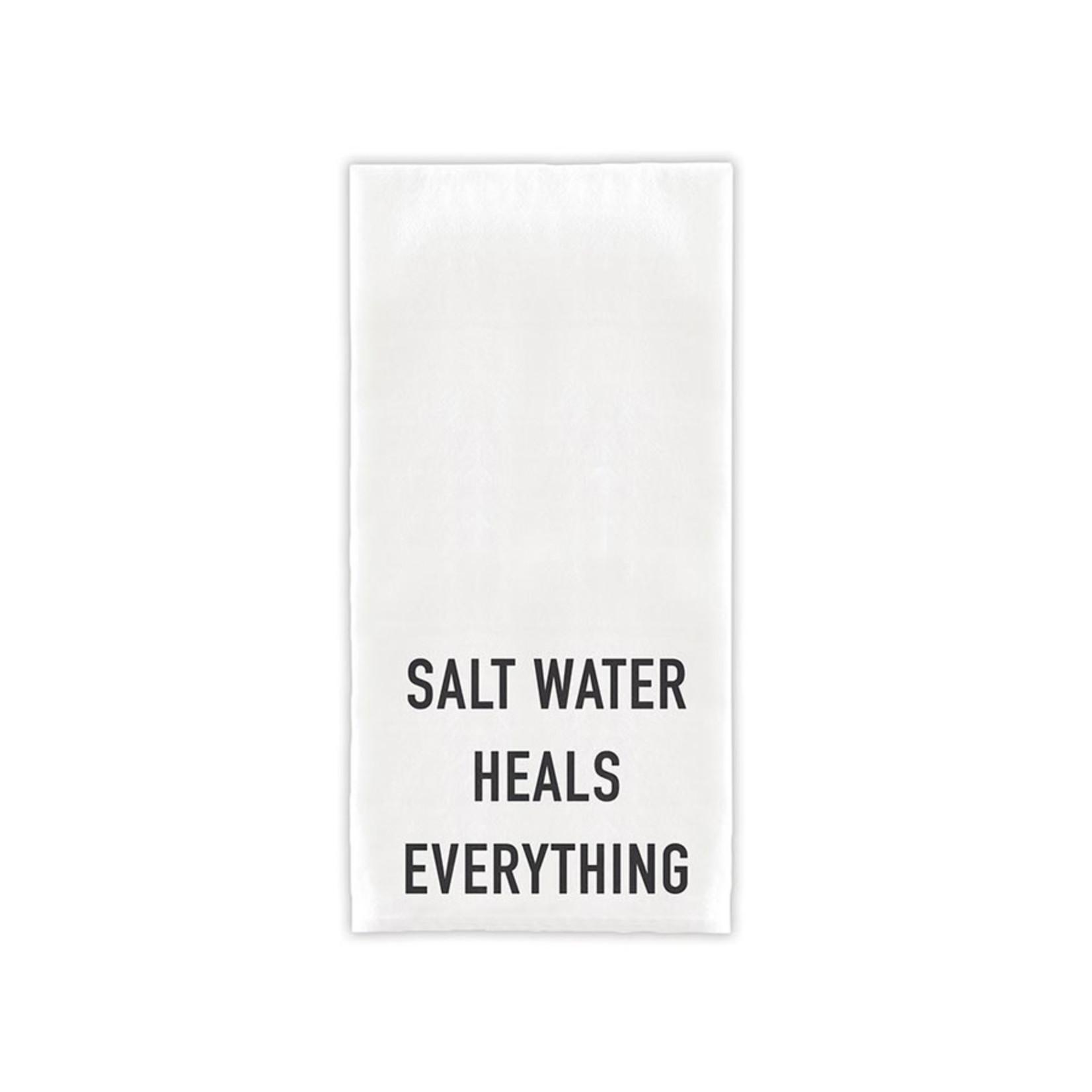 Creative Brands Sayings Dish Towel