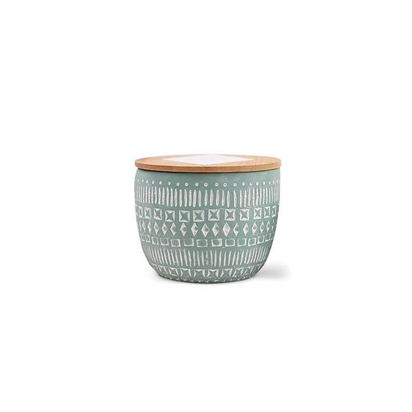 Paddywax Sonora Concrete Candle