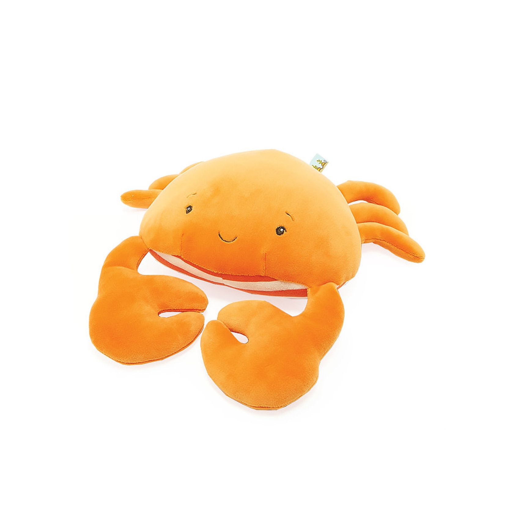 Bunnies By the Bay Happy Crab Plush Doll