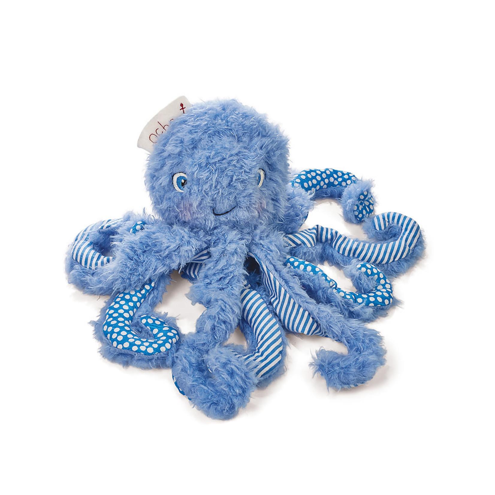 Bunnies By the Bay Ocho Octopus Plush Doll