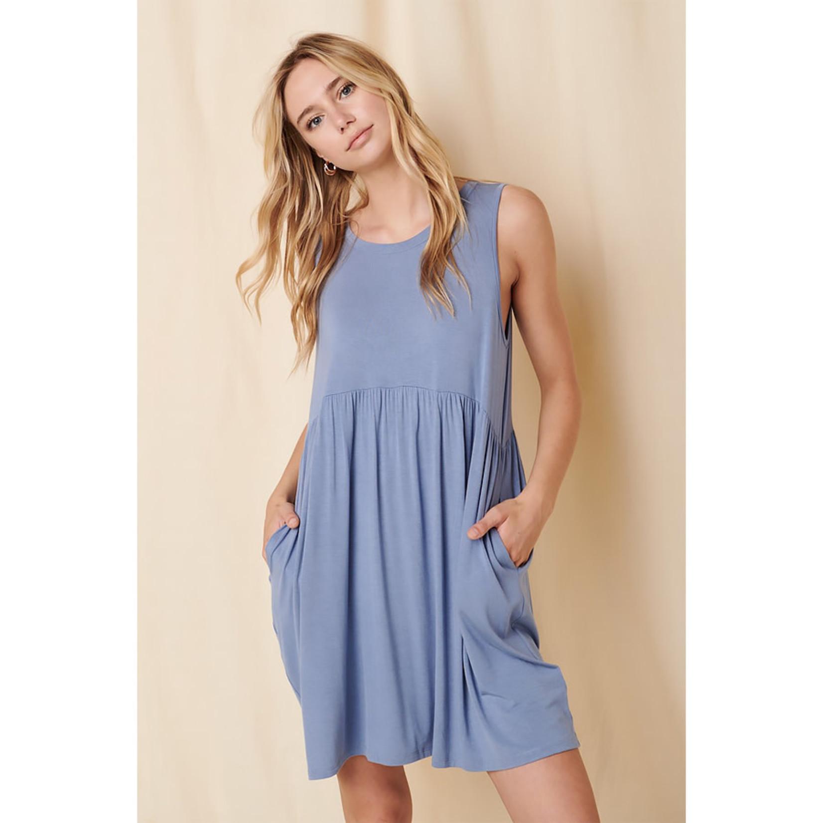 Mittoshop Violet Dress w/Pockets