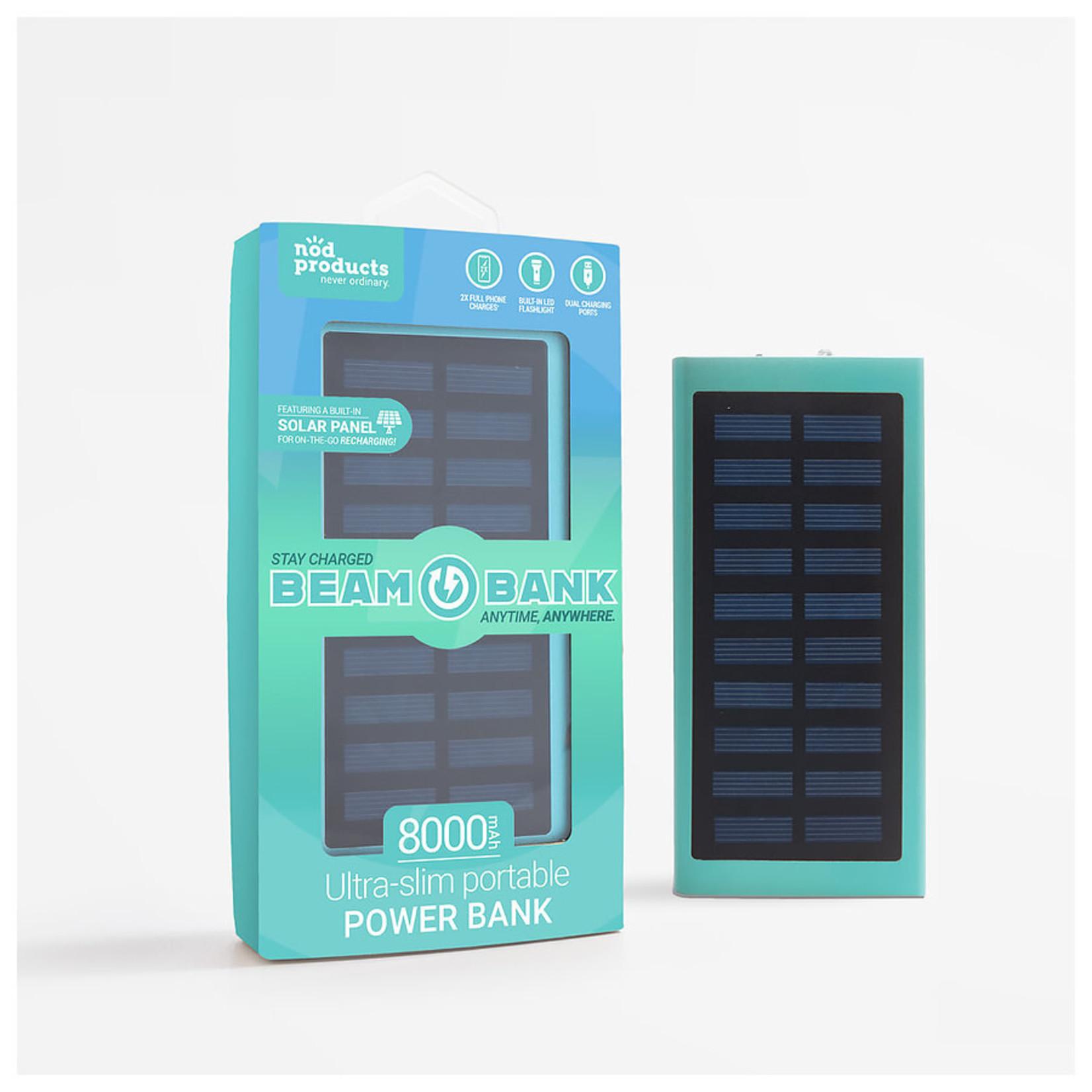 NOD Products Solar Power Beam Bank
