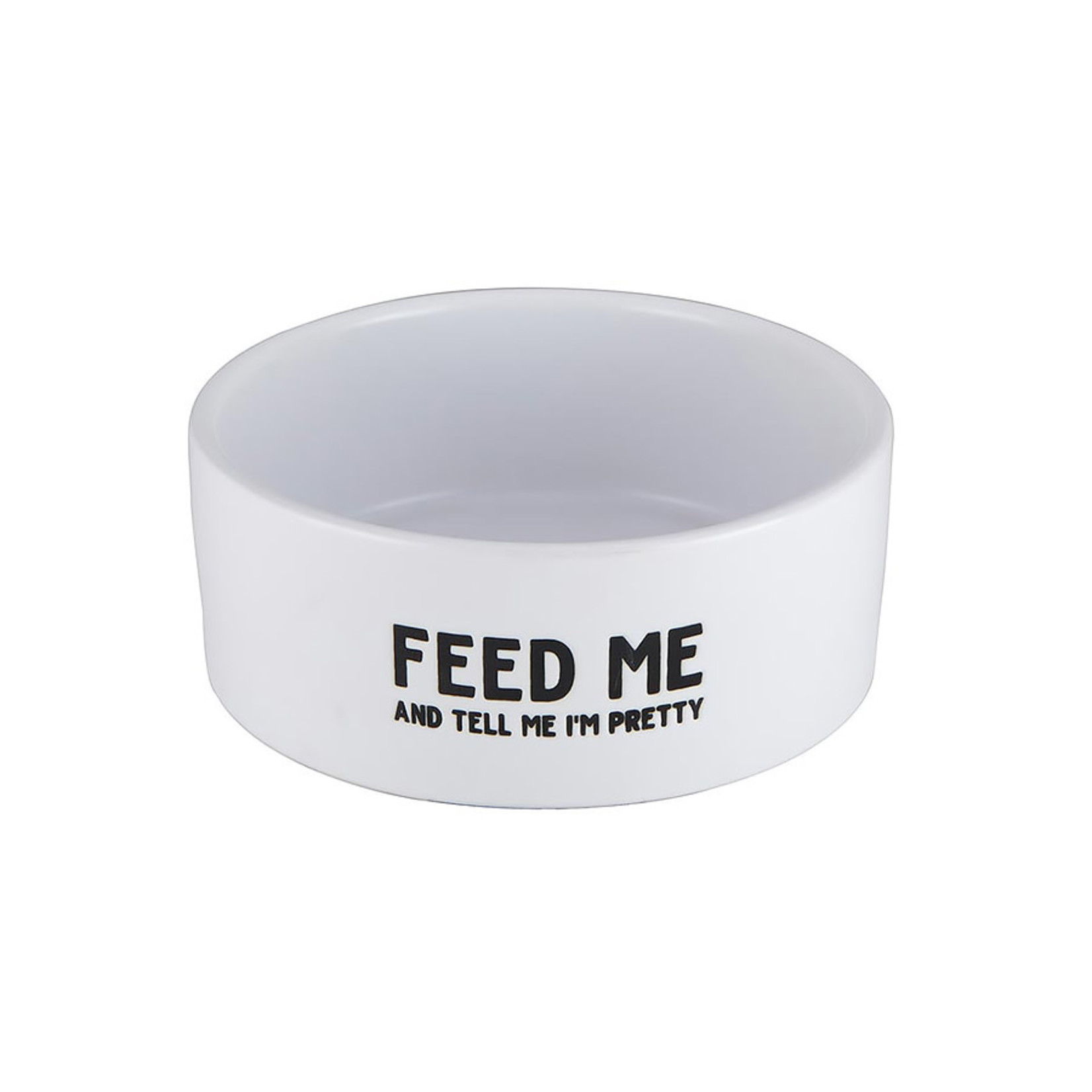 Creative Brands Ceramic Dog Bowl