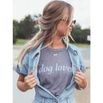 FRIDAY + SATURDAY Dog Lover Tee