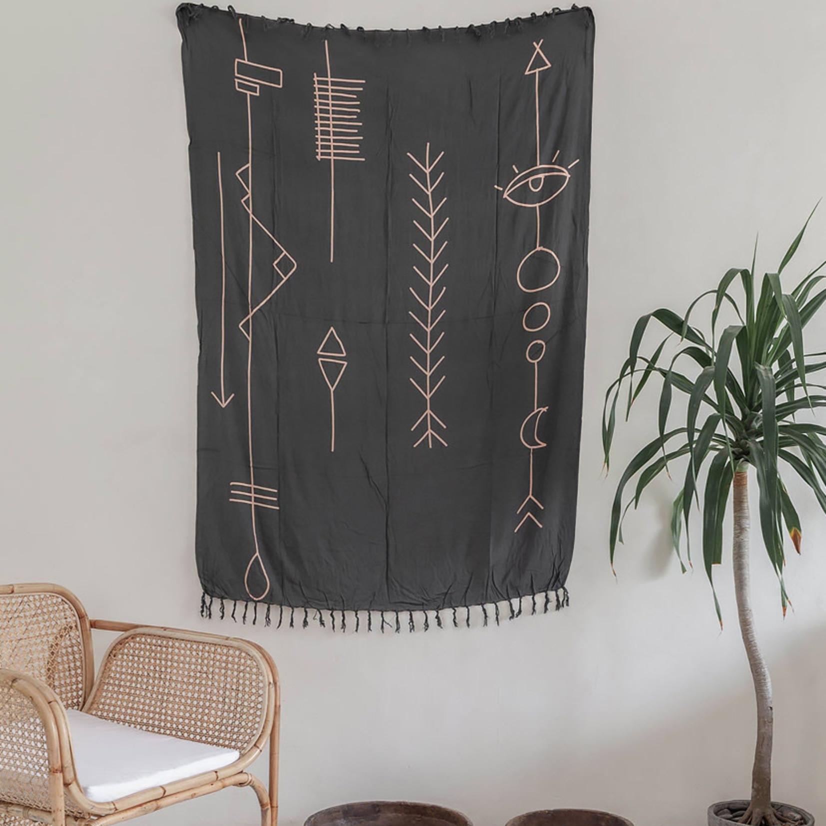 Village Thrive Tapestry