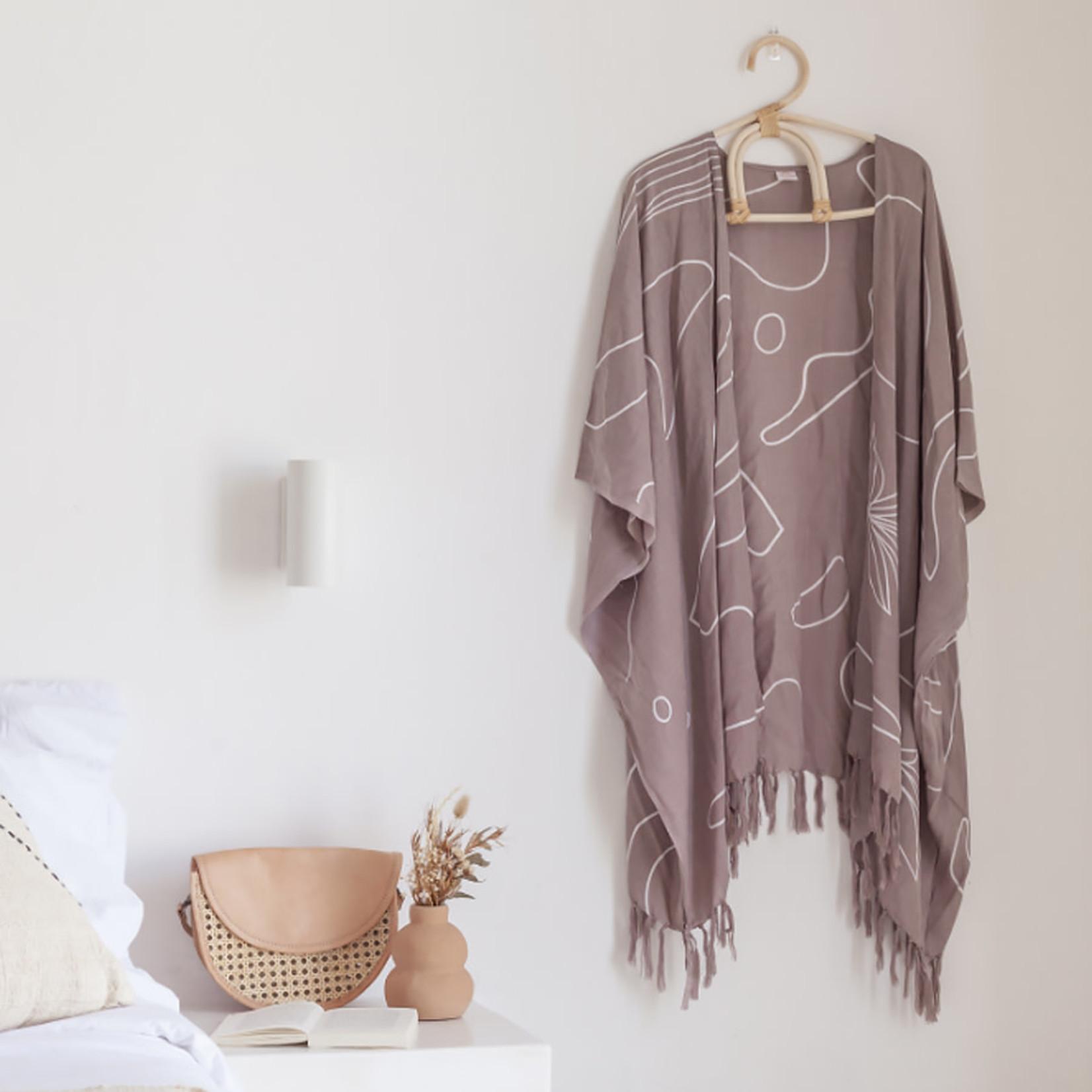 Village Thrive Desert Kimono