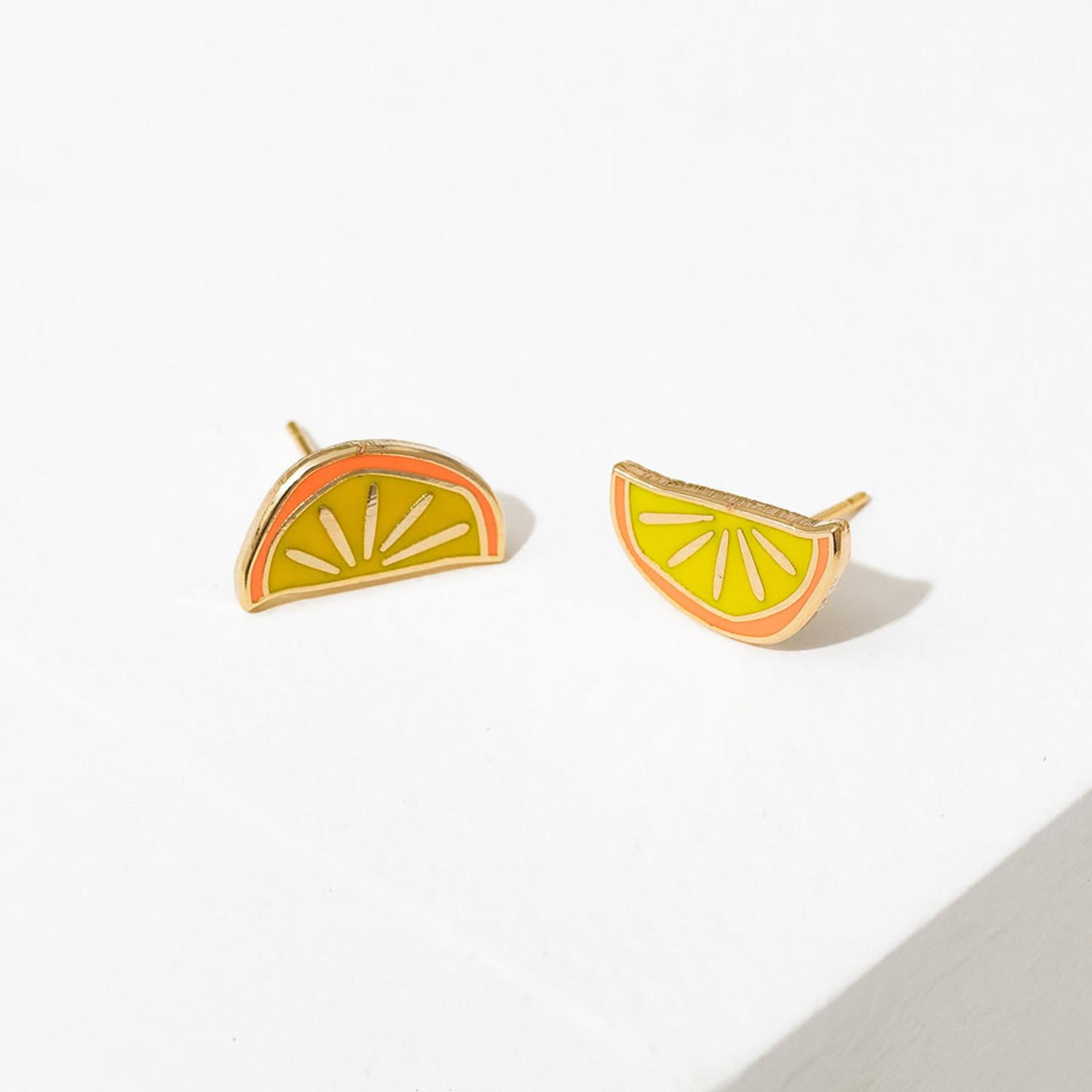 Larissa Loden Fruit Salad Post Earrings