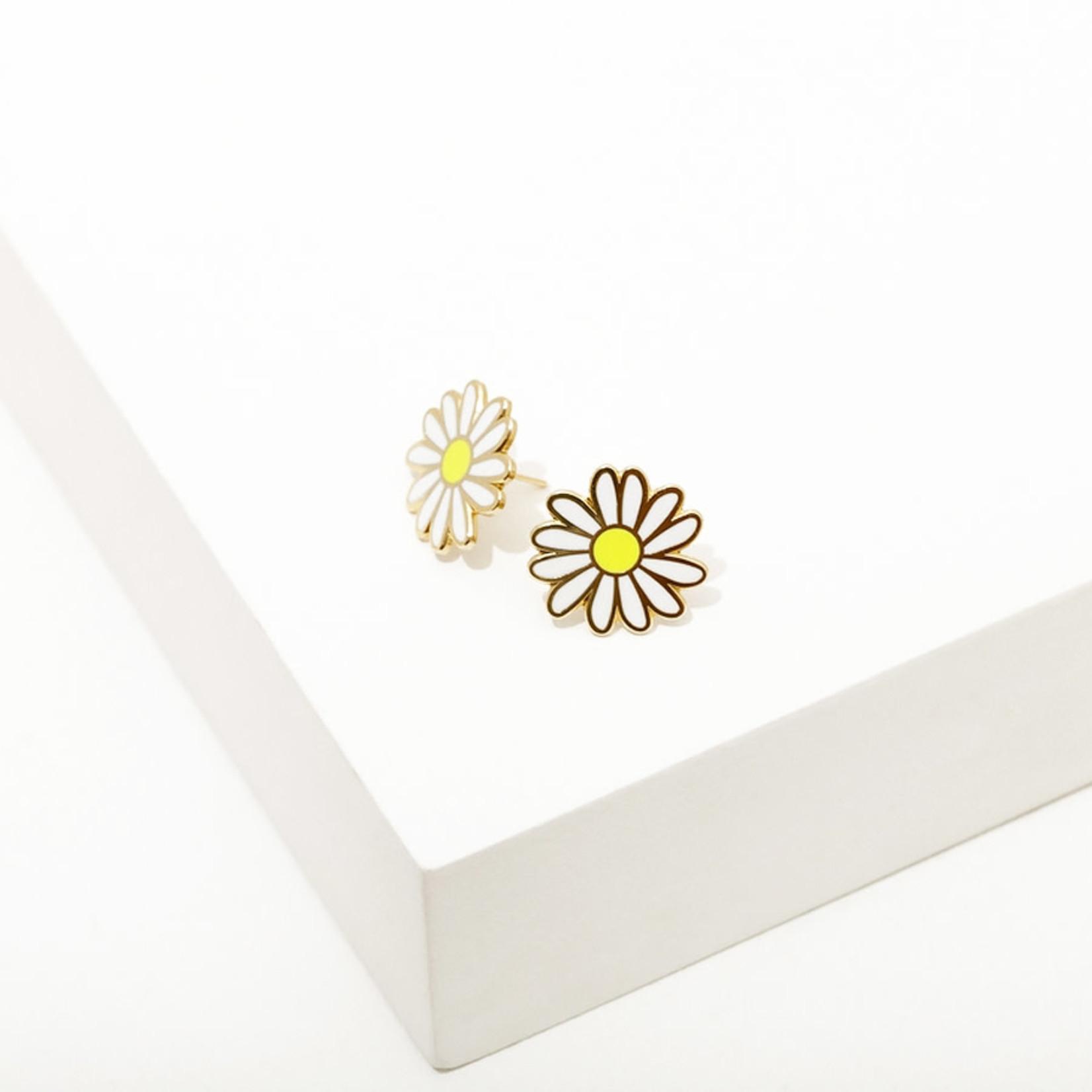 Larissa Loden Daisy Post Earrings
