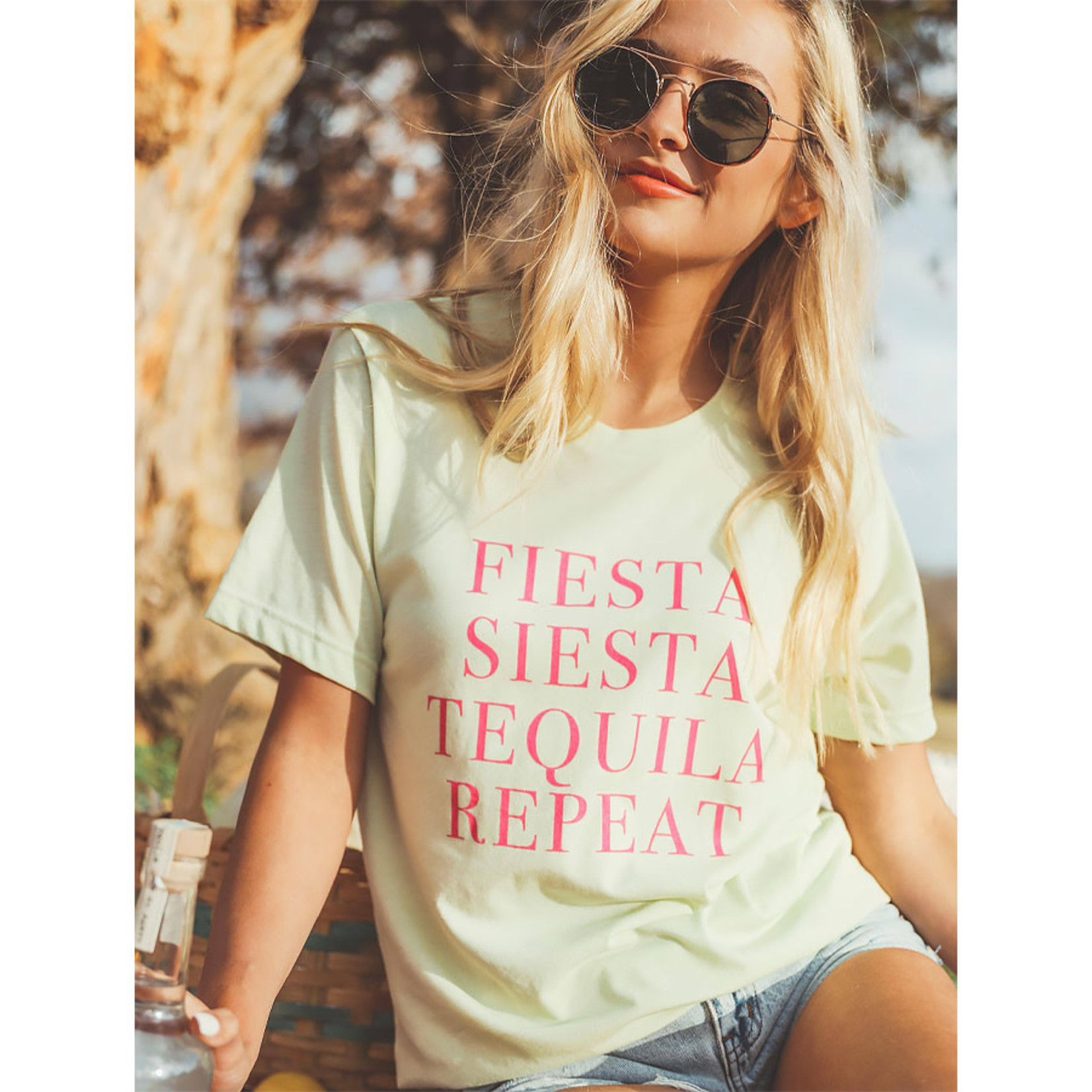 FRIDAY + SATURDAY Fiesta Siesta Tee