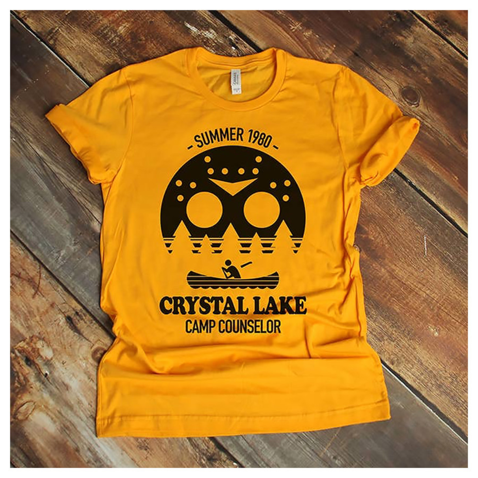 Alley & Rae Apparel Crystal Lake Tee