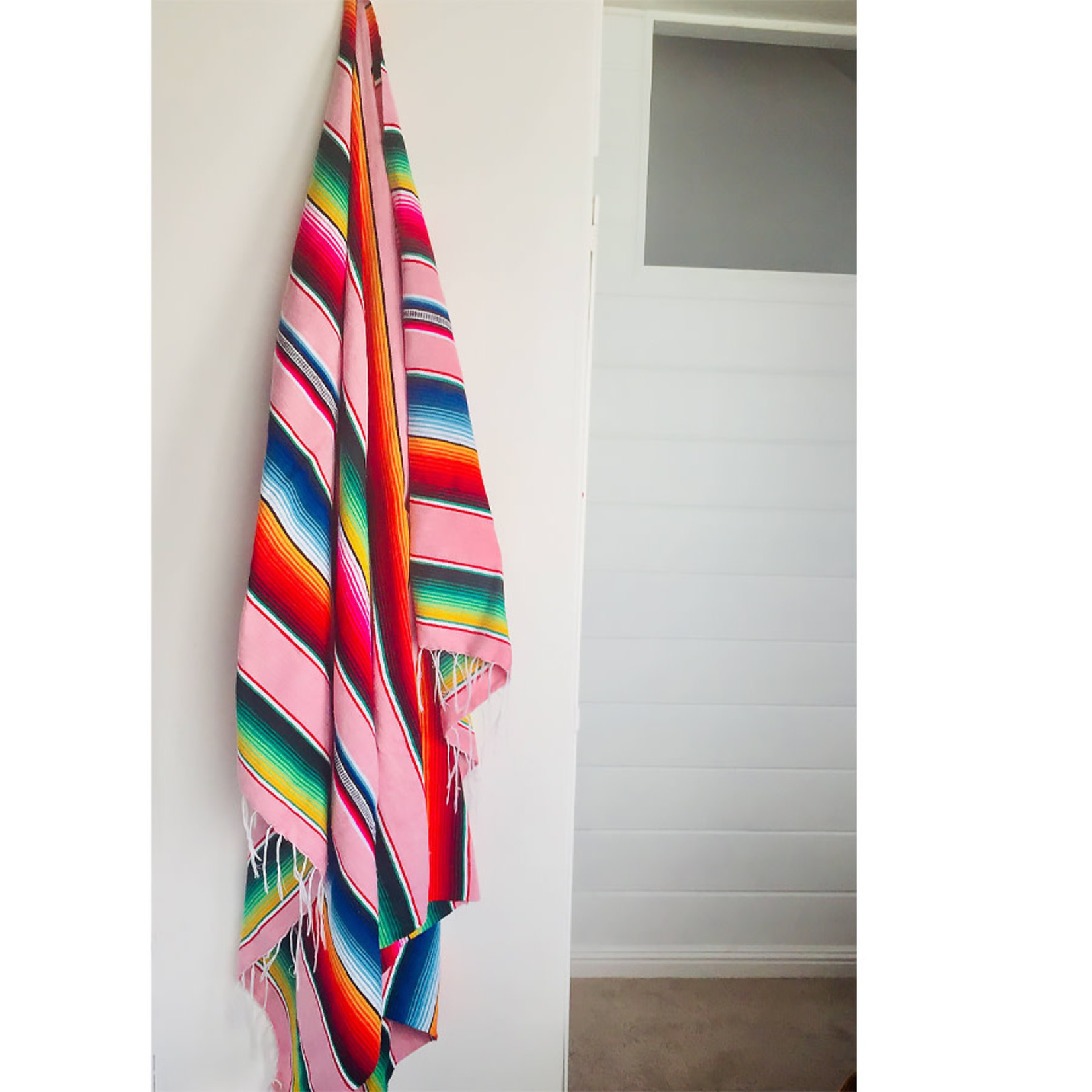 Sea Gypsy California Palm Beach Adventure Blanket