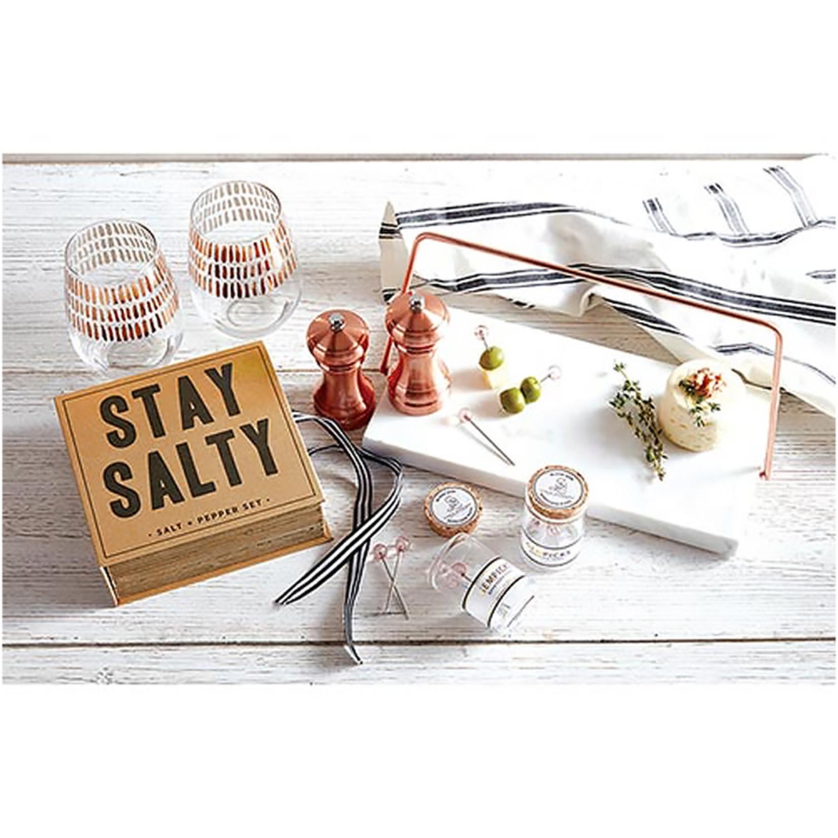 Santa Barbara Design Studio Salt & Pepper Set