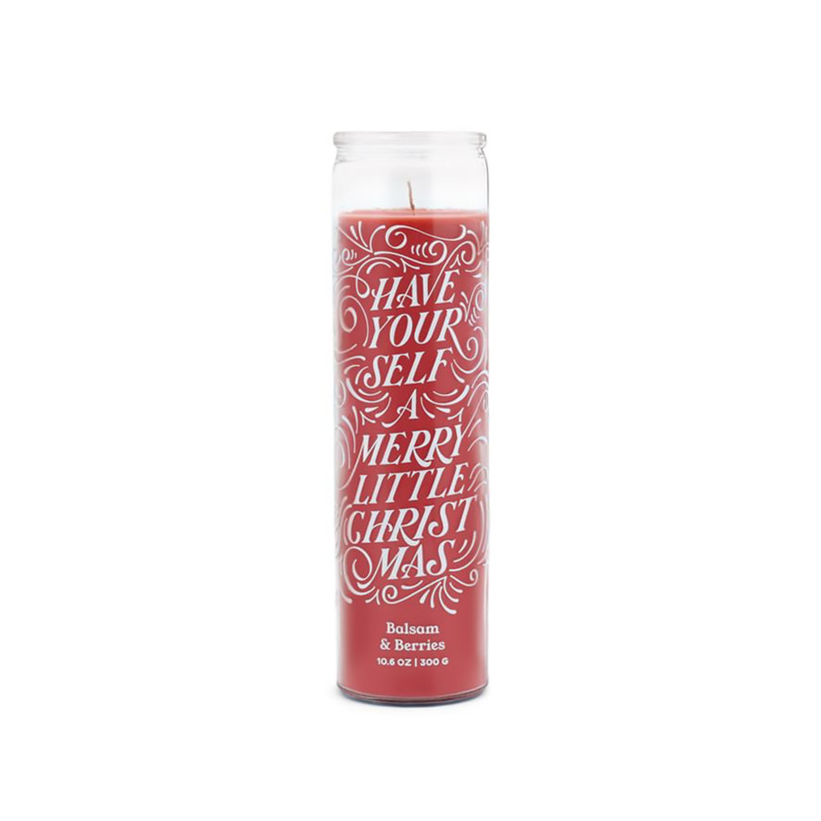 Paddywax Holiday Spark Prayer Candle